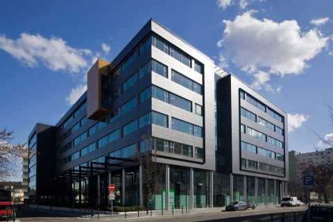 Skanska Green House Budapest 1 (Photo: Business Wire)