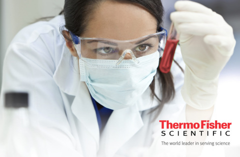 """""""In the current healthcare environment, our customers in clinical laboratories supporting hospitals, research institutions and government agencies are increasingly relying on better diagnostics to improve patient care and lower costs,"""" said Marc N. Casper, president and chief executive officer of Thermo Fisher Scientific. """"We have the scale and depth of capabilities to help these customers drive accuracy and efficiency and ultimately improve the way healthcare is delivered.""""  (Photo: Business Wire)"""