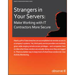 "ObserveIT eBook ""Strangers in Your Servers"" (Photo: Business Wire)"