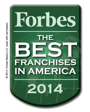 Jamba Juice: Forbes The Best Franchises in America 2014. (Graphic: Business Wire)