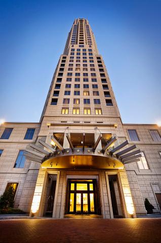 HGTV has chosen the vibrant city of Atlanta as home of the HGTV(R) Urban Oasis 2014. (PHOTO: The Residences at Mandarin Oriental, Atlanta)
