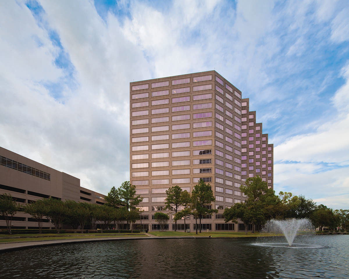 KBS Real Estate Investment Trust II, a public non-traded real estate investment trust based in Newport Beach, Calif., has sold its Two WestLake Park office building in Houston's Energy Corridor submarket. (Photo: Business Wire)