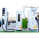 The ChargeNow DC Fast program offers BMW i3 EV drivers in California unlimited, no cost 30 minute DC fast charging, at NRG eVgo Freedom Station® sites equipped with DC Combo Fast Charging, through 2015. (Photo: Business Wire)