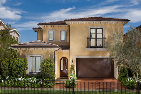 Villages of Irvine: named the Top-Selling Master Planned Community in the Western United States for the third consecutive year. (Photo: Business Wire)
