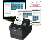 Tavlo with Epson OmniLink TM-T88V-DT (Photo: Business Wire)
