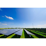 7.46MW solar power plant in Korat, Thailand (Photo: Business Wire)