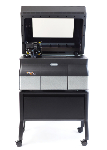 The Objet30 OrthoDesk was named a Top-10 Technology Product for 2014 by IDT magazine. (Photo: Strata ...