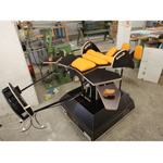 Birdly (C) 2014 Max Rheiner, Fabian Troxler, Thomas Tobler, Thomas Erdin, Zurcher Hochschule der Kunste (Photo: Business Wire)