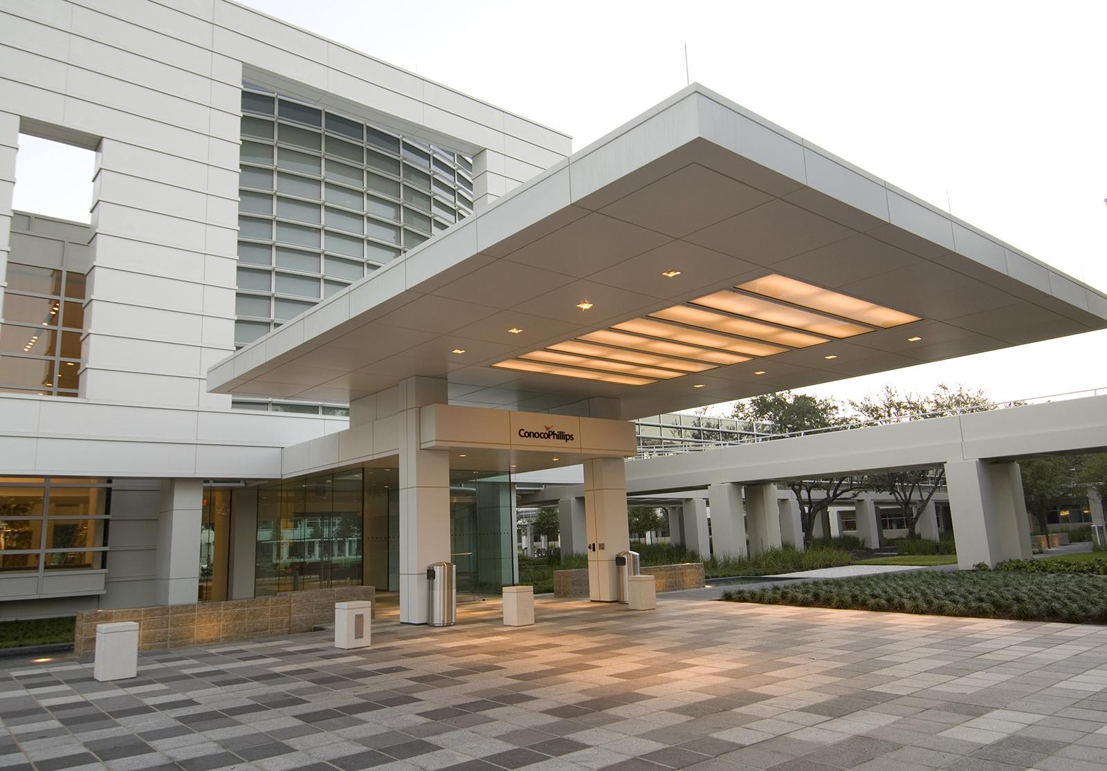ConocoPhillips Headquarters, Houston, Texas (Photo: Business Wire)