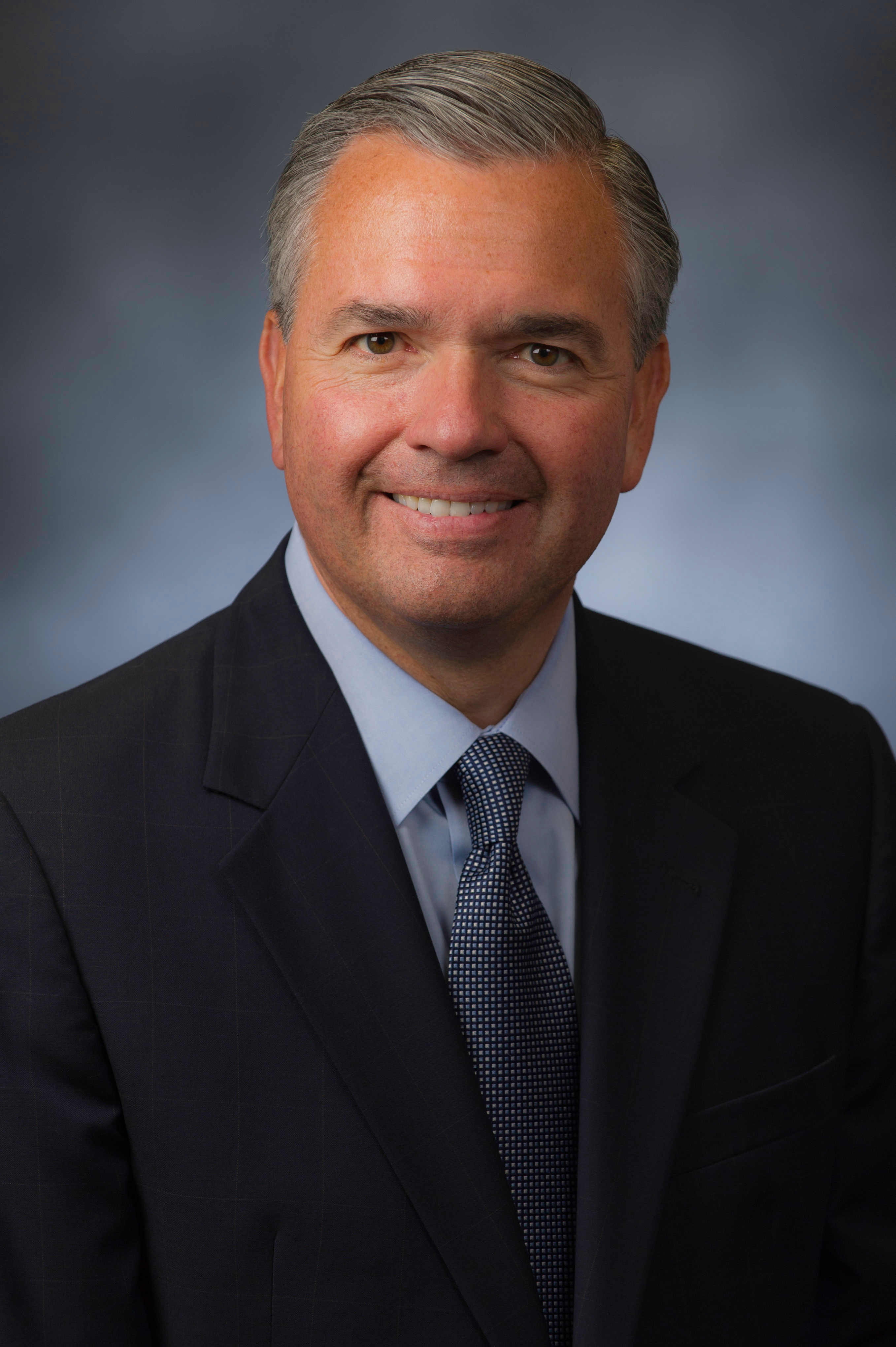 J. Donald Sheets, Dow Corning executive vice president and chief financial officer