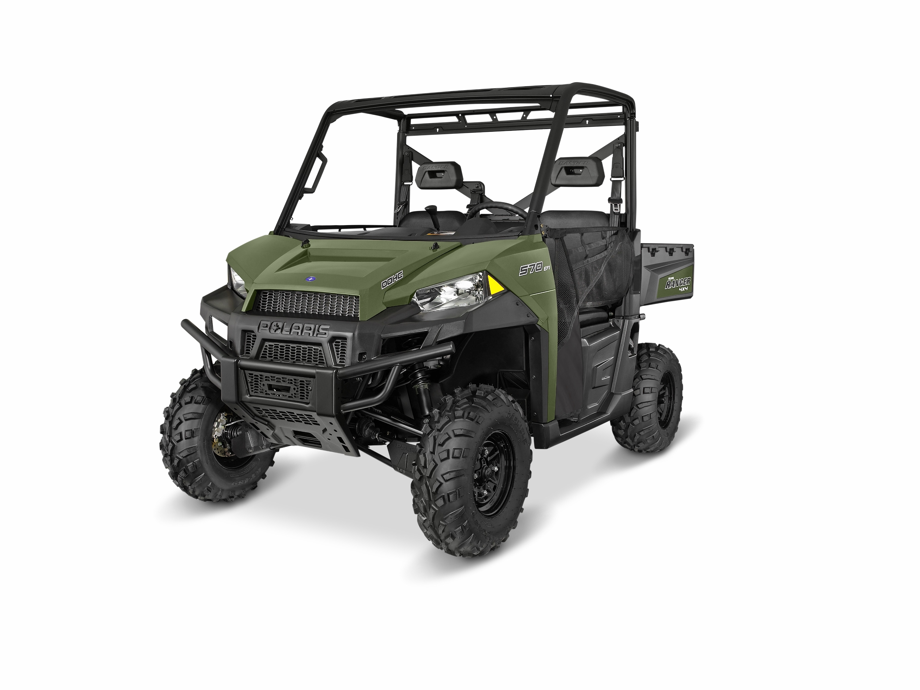 The RANGER 570 Full-Size is among the newest additions to the RANGER XP platform. (Photo: Polaris Industries)