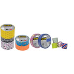 Scotch Expressions Washi, Masking and Packaging Tapes in new colors and patterns. (Photo: Scotch Brand)