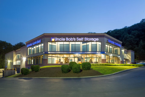 Uncle Bob's Self Storage located at 700 Mountain Road, Bristol, CT 06010 (Photo: Business Wire)