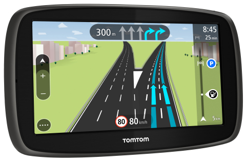 TomTom (TOM2) today launches the all new TomTom START range. The redesigned START brings TomTom inno ...