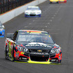 Axalta's Brilliant Flames and Jeff Gordon Lead the Pack at the Brickyard (Photo: Business Wire)