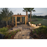 A KB home with outdoor living space in Florida. (Photo: Business Wire)