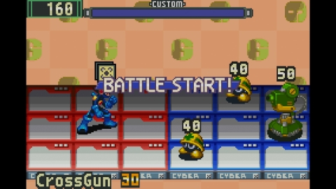 In MEGA MAN BATTLE NETWORK, defeat hackers and viruses in real time, while collecting Battle Chips that will help along the way. (Photo: Business Wire)