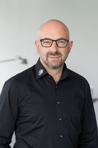 Alexander Hafner, general manager of the new MakerBot Europe office (Photo: Business Wire)