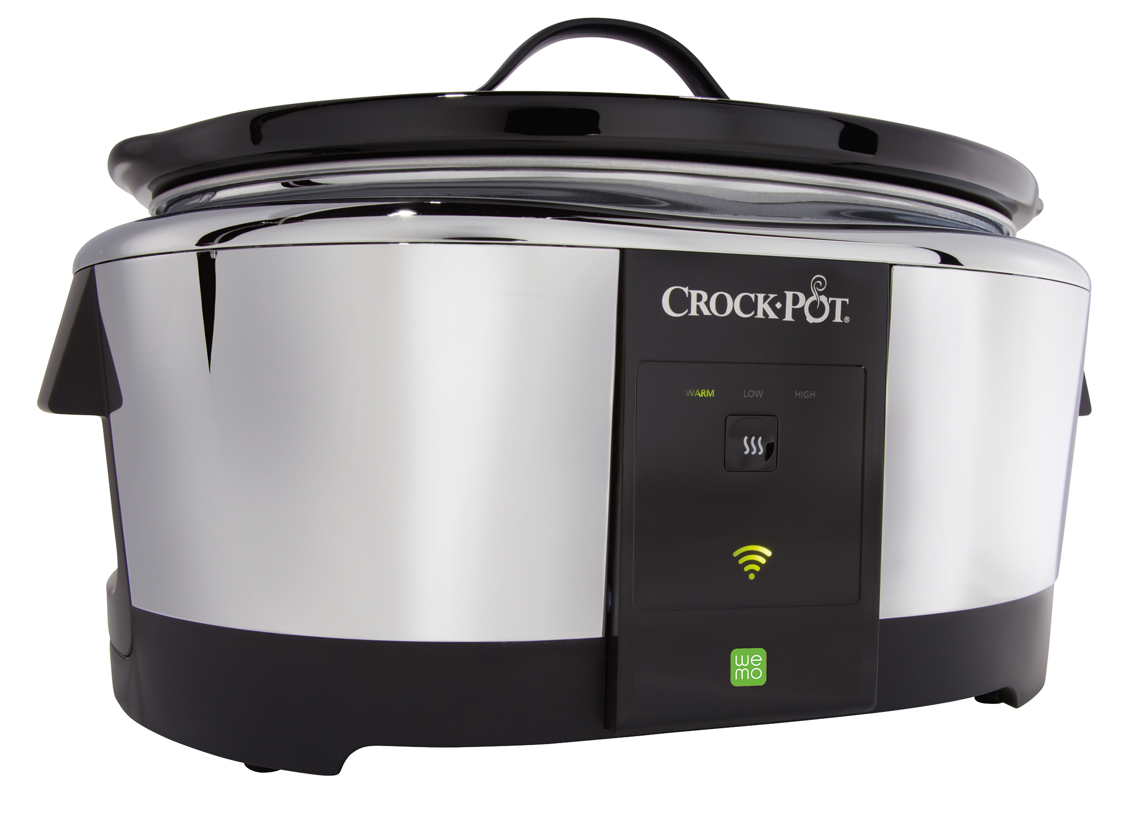 Crock-Pot Smart Slow Cooker with WeMo (Photo: Business Wire)