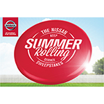 Nissan Rewards Ownership and Service with ''Keep Summer Rolling Service Sweepstakes(R)'' (Graphic: Business Wire)