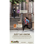 Leafly Places Nation's First Cannabis Company Advertisement in The New York Times Print Edition (Photo: Business Wire)