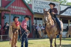 Over 25,000 people gathered in Dodge City today to witness the largest longhorn cattle drive down a main street since the 1800s sponsored by Boot Hill Casino and Resort in partnership with the Wild West Heritage Foundation. (Photo: Business Wire)