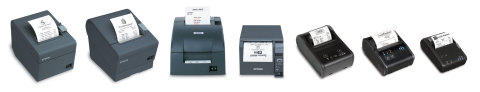 Epson's new mPOS-Friendly POS Printer Lineup (Photo: Business Wire)
