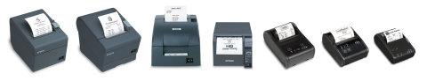 Epson's new mPOS-Friendly POS Printer Lineup (Photo: Business Wire)