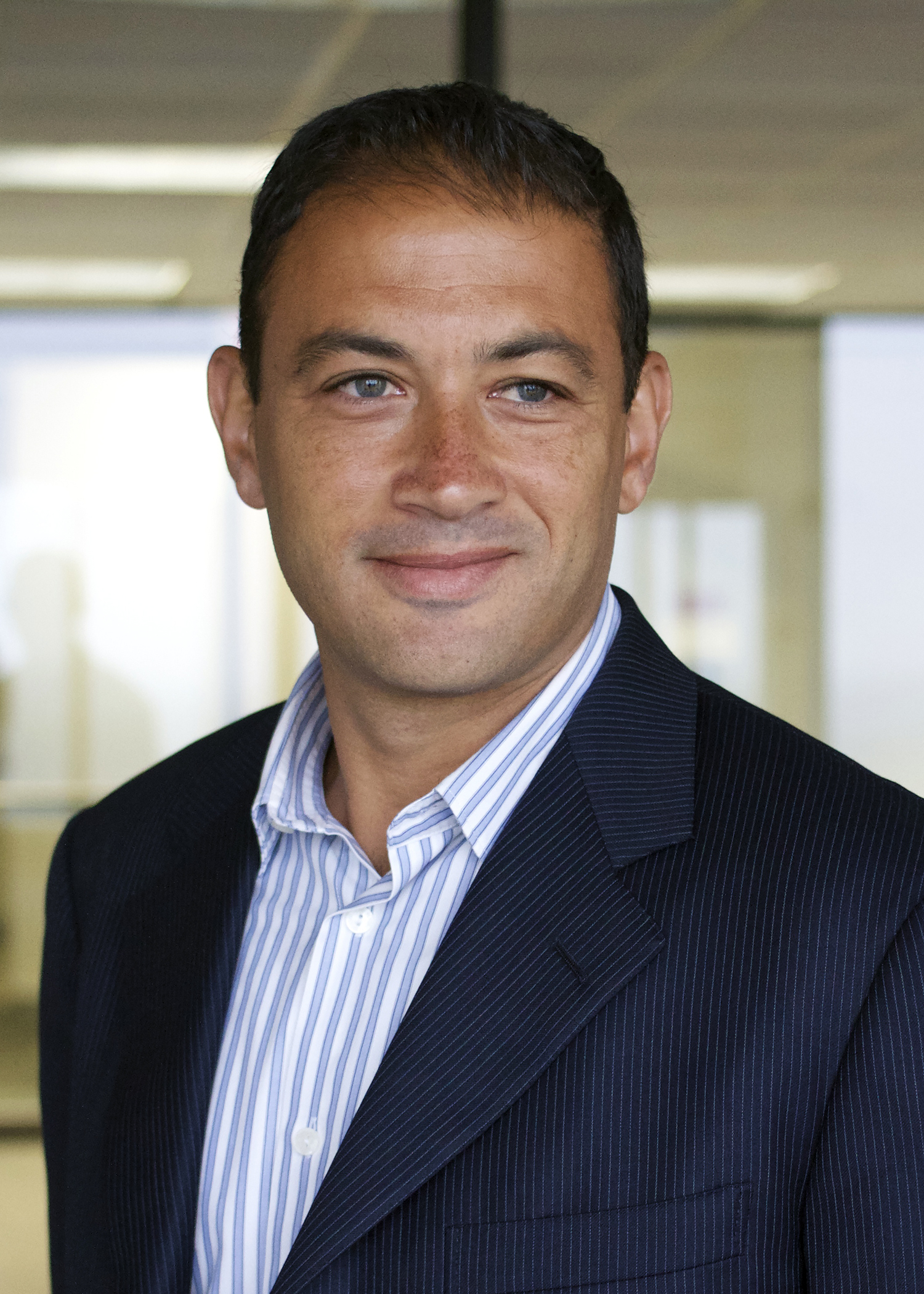 Amir Rizkalla, ChannelNet senior director of account management for the western U.S. region (Photo: Business Wire)
