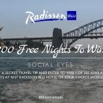Visit blog.radissonblu.com (Graphic: Radisson Blu)