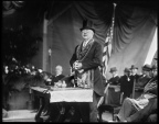 Minnesota Masonic Charities 1926 Cornerstone Ceremony. Courtesy of Minnesota Historical Society. MMC to Dedicate New Heritage Center in Aug. 23 Cornerstone Laying. (Photo: Business Wire)