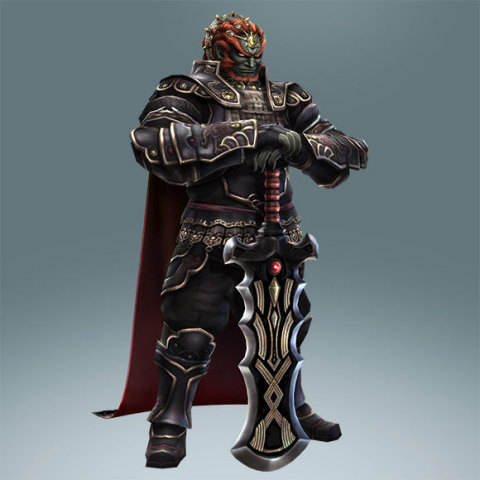 Club Nintendo members who buy and register Hyrule Warriors within four weeks of launch will receive a set of alternate Ganondorf costumes as free in-game downloadable content. (Photo: Business Wire)