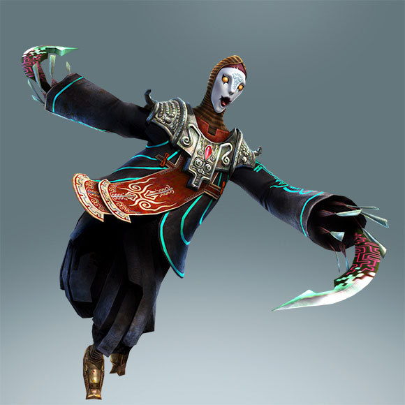 Zant, a key villain from The Legend of Zelda: Twilight Princess, debuts as a playable character in Hyrule Warriors. (Photo: Business Wire)