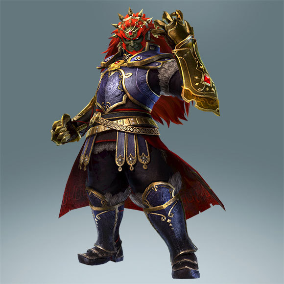 Ganondorf, longtime nemesis of Link, joins the battle in Hyrule Warriors. (Photo: Business Wire)
