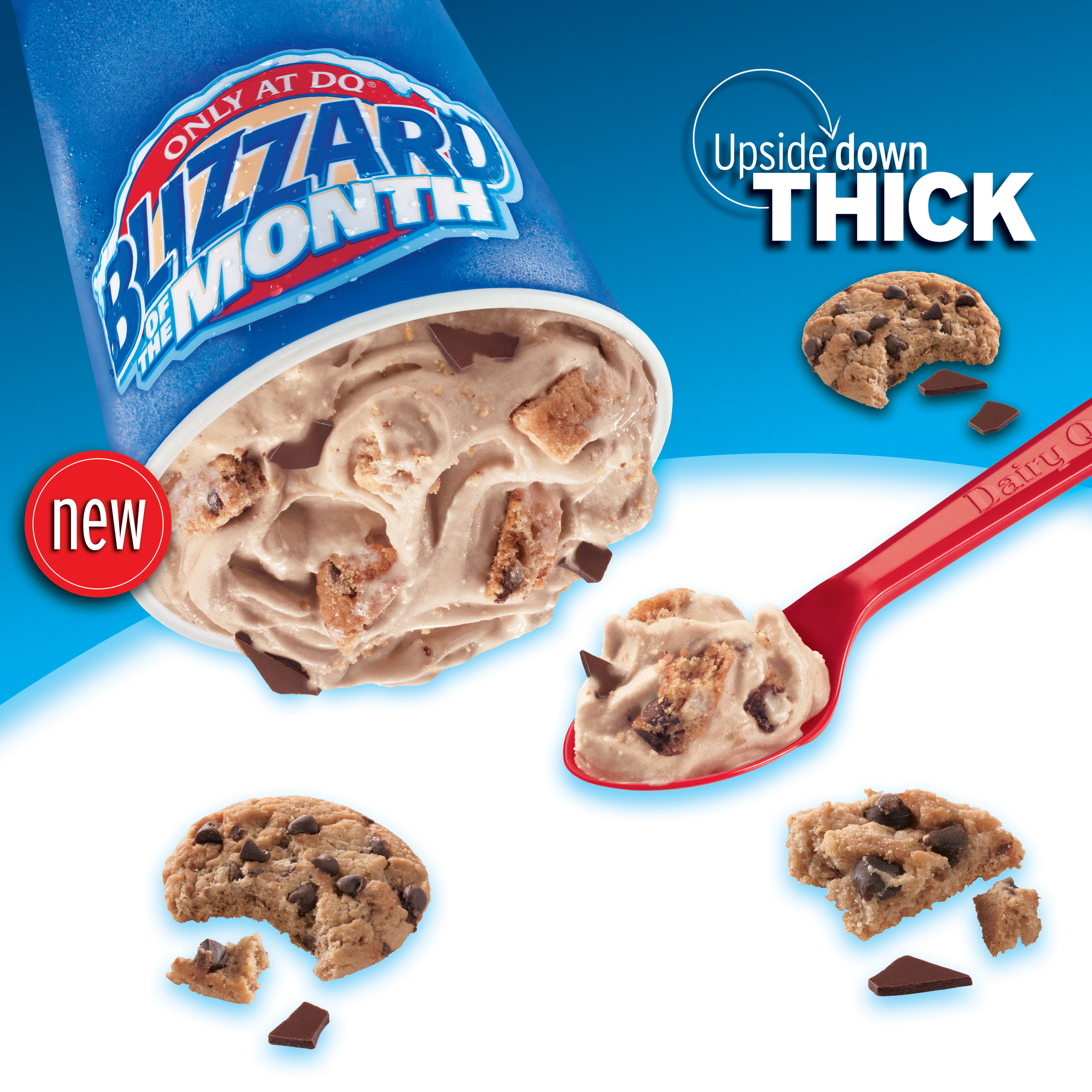 New Chips Ahoy!® Blizzard Treat, DQ Blizzard of the Month for August (Photo: Business Wire)