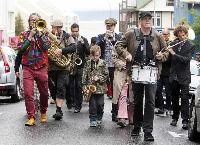Reykjavik Jazz Festival 2014 (Photo: Business Wire)