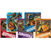 Staples Nickelodeon Teenage Mutant Ninja Turtles folders (Photo: Business Wire)