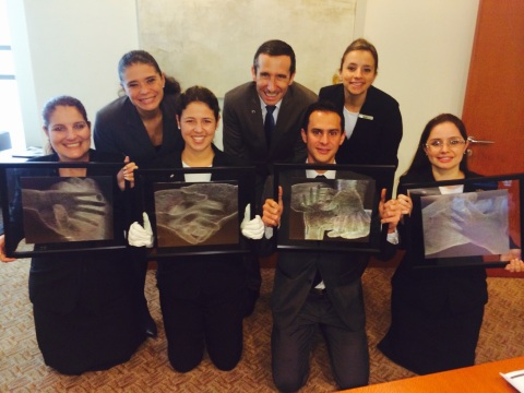 Grand Hyatt Sao Paulo, led by General Manager Thierry Guillot, earned this year's CEO's Award for In ...