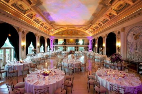 Medinah Country Club (Photography by Timothy Whaley & Assoc.)