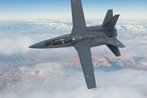 Scorpion's role in Vigilant Guard will be to provide aerial reconnaissance, transmission of full mot ...