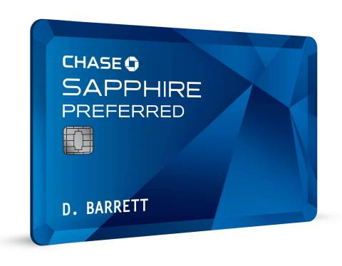 Chase Sapphire Preferred (Graphic: Business Wire)