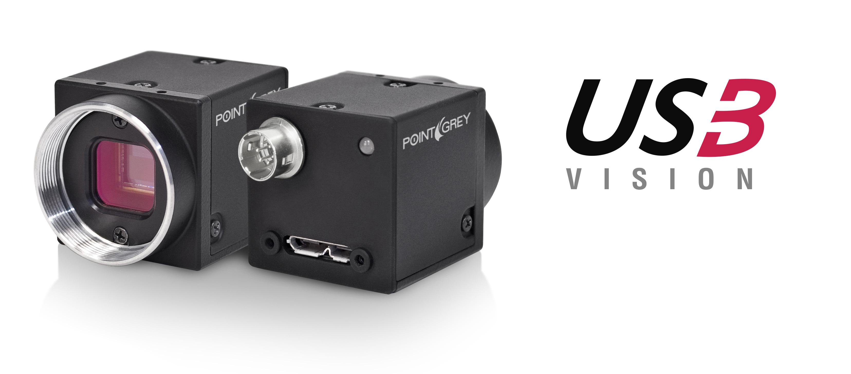 New Blackfly® USB3 Vision™ CCD Camera Family Provides Easy Interface