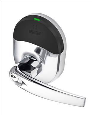 Wireless Schlage® NDE lock is compatible with ENGAGE™ technology. (Photo: Business Wire)