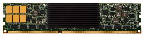 The award winning ULLtraDIMM is the industry's lowest latency SSD solution. (Photo: Business Wire)