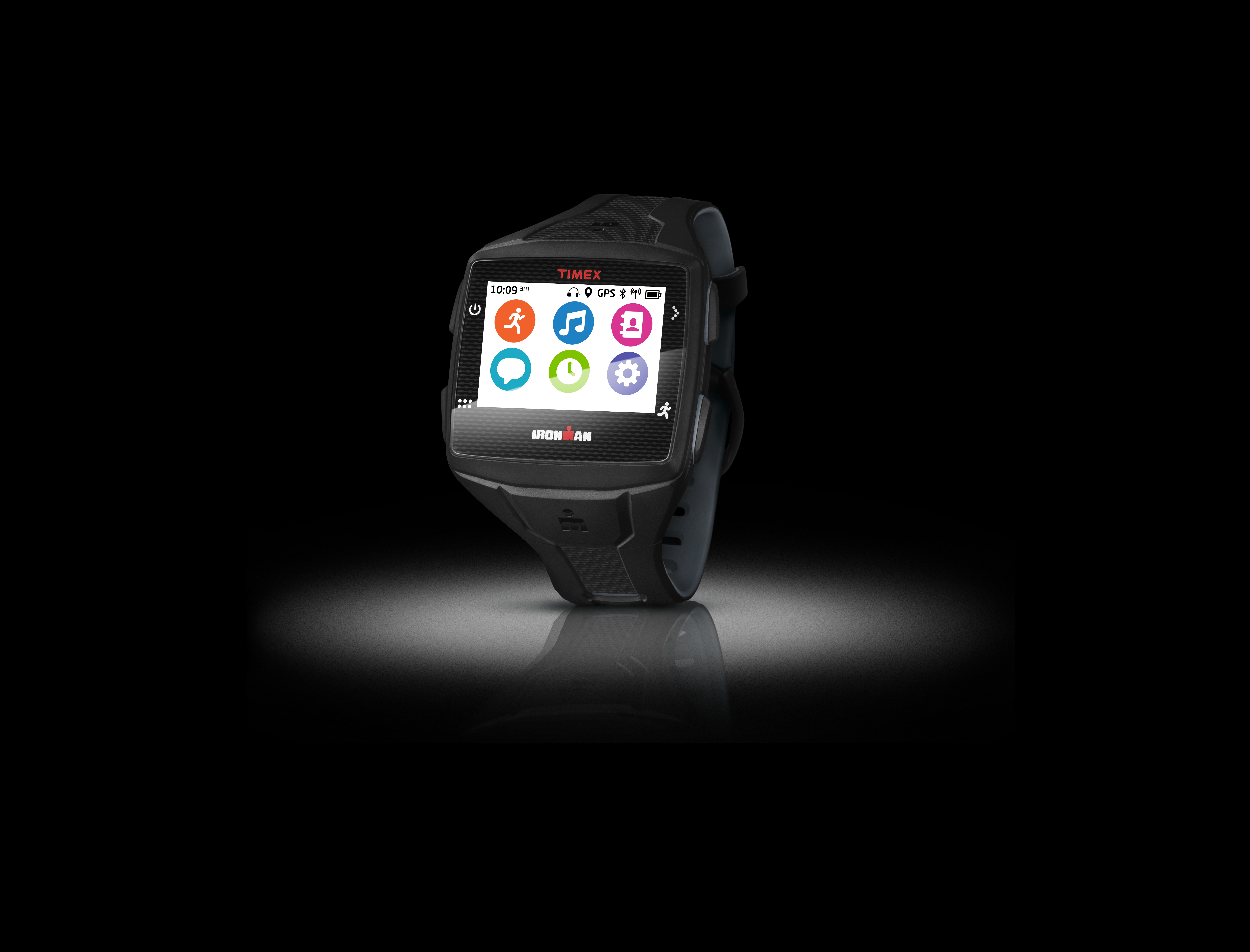 TIMEX(R) IRONMAN(R) ONE GPS+ PRODUCT IMAGE