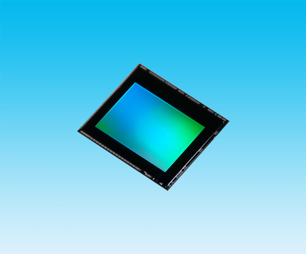 """Toshiba: 8 Megapixel CMOS image sensor """"T4KA3"""" for smartphones and tablets (Photo: Business Wire)"""