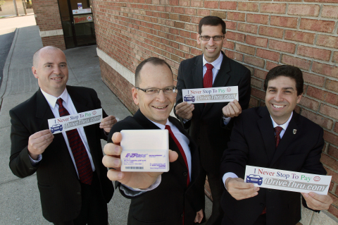The iDriveThru Team. (Photo: Business Wire)