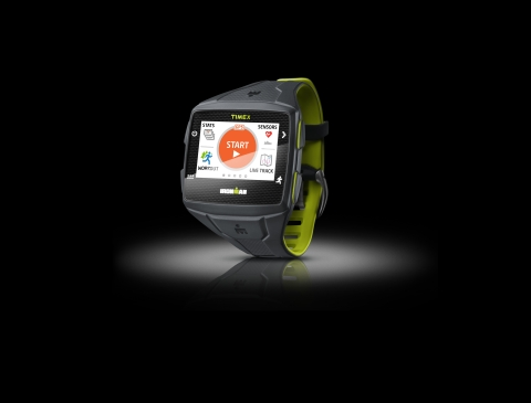 TIMEX(R) IRONMAN(R) ONE GPS+ PRODUCTAFBEELDING
