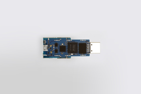 "Toshiba: ""ApP Lite(TM) TZ5000"" starter kit ""RBTZ5000-6MA-A1"" (stick type) (Photo: Business Wire)"
