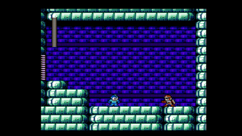 Every Thursday in August, Nintendo and Capcom are bringing classic Mega Man games to the Virtual Console on the Wii U system. This week is NES classic Mega Man 5. (Photo: Business Wire)
